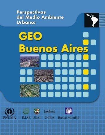GEO Buenos Aires - Programa de Naciones Unidas para el Medio ...