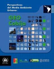 Geo Cobija - Programa de Naciones Unidas para el Medio Ambiente