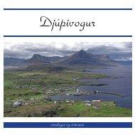 Þjónusta og afþreying- í Djúpavogshreppi - Djúpivogur