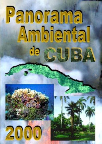 GEO Cuba.pdf - Programa de Naciones Unidas para el Medio ...