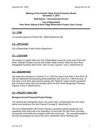 58 - Central Valley Flood Protection Board Home - State of California