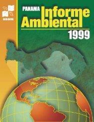 anam - informe ambiental panama - 1999 - Programa de Naciones ...
