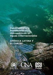 Vulnerabilidad y Resistencia Hidropolíticas en Aguas Internacionales