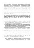 The Johannesburg Principles on the Role of Law and Sustainable ... - Page 4