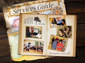 2013 - 2014 BOCES Services Guide