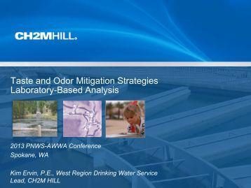 Taste and Odor Mitigation Strategy - PNWS-AWWA