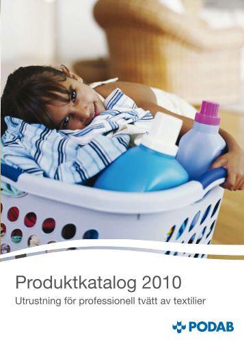Produktkatalog 2010 - Podab