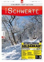 GOLDANKAUF - Dortmunder & Schwerter Stadtmagazine