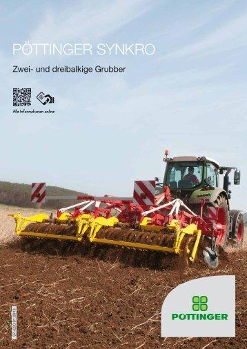 SYNKRO Grubber - Alois Pöttinger Maschinenfabrik GmbH