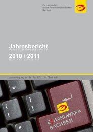 Jahresbericht 2010 / 2011 anlässlich des 22 ... - Eline GmbH