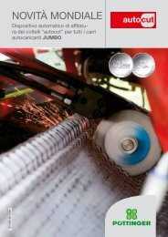 05 autocut_folder_it.indd - Alois Pöttinger Maschinenfabrik GmbH