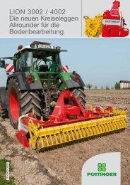 LION 3002 / 4002 - Alois Pöttinger Maschinenfabrik GmbH