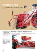 TERRASEM Semoir universel - Alois Pöttinger Maschinenfabrik GmbH - Page 6