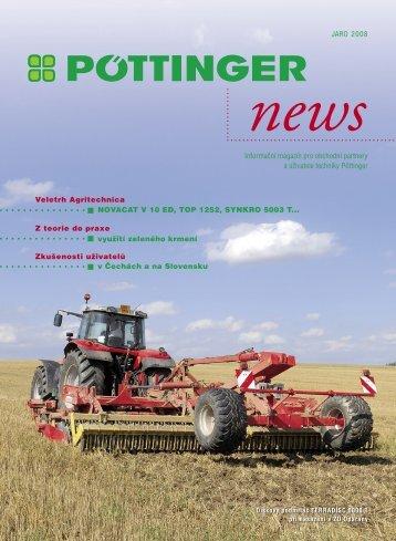 JARO 2008 Informační magazín pro obchodní partnery a uživatele ...