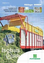 Pöttinger ISOBUS - Alois Pöttinger Maschinenfabrik GmbH