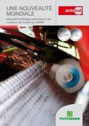 03 autocut folder_fr.indd - Alois Pöttinger Maschinenfabrik GmbH
