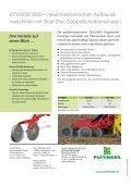Pöttinger VITASEM ADD - Alois Pöttinger Maschinenfabrik GmbH - Page 2