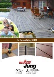 Gartenkatalog 2014 - HolzLand Jung
