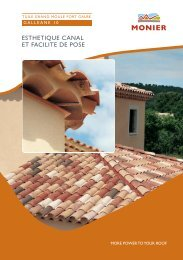 ESTHETIQUE CANAL ET FACILITE DE POSE - Point.P