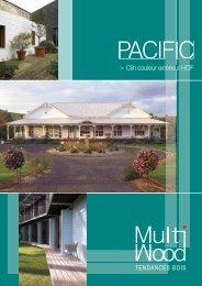Documentation bardage Pacific - Point.P