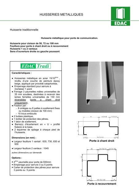 Huisseries Metalliques Point P