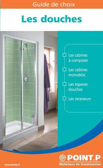 Les douches - Point.P