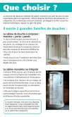 Les douches - Point.P - Page 2