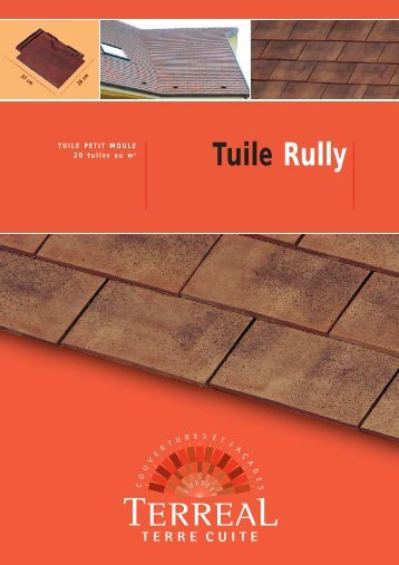 Tuile Rully - Point.P