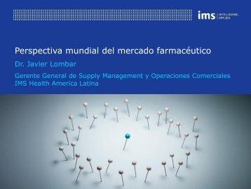Javier Lombar - ExpoFarmacia