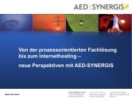 aed-synergis - Points Verlag