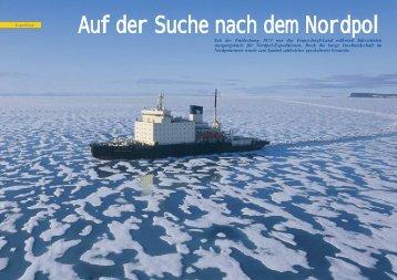 Auf der Suche nach dem Nordpol - Polar-Reisen.ch