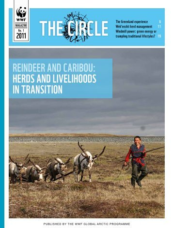 reindeer and Caribou: herds and livelihoods in TransiTion