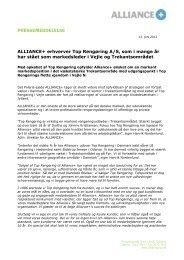 Press release - Polarisequity.dk