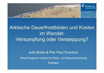 Der Vortrag zum Download (PDF - 1.6MB)