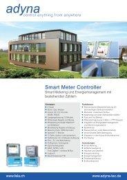 Flyer Smart Meter Controller - Adyna