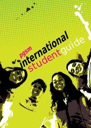 The international student guide