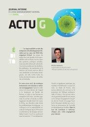 Mise en page 1 - Pôle ESG