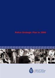 Police Strategic Plan to 2006. Feb 2002 - New Zealand Police
