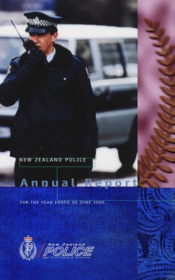 Introduction - New Zealand Police