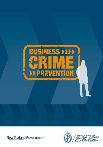 Business Crime Prevention