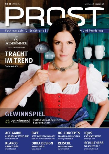 PROST Ausgabe 03 - Mai 2014