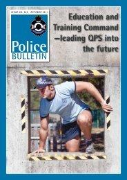 Training Command - Queensland Police Service - Queensland ...