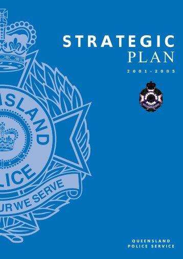 2001 - 2005 - Queensland Police Service