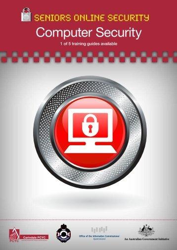 Seniors Online Security - Queensland Police Service