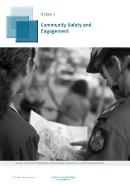Community Safety and Engagement - Queensland Police Service ...