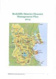 District Disaster Management Plan - Redcliffe - Queensland Police ...