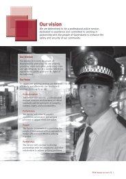 2008 Annual Report - Queensland Police Service - Queensland ...