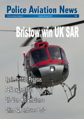 Police Aviation News April 2013