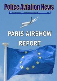 Police Aviation News Paris Air Show 2007