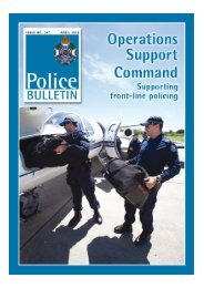 FRoM CoMMissioneR ATKinson - Queensland Police Service ...